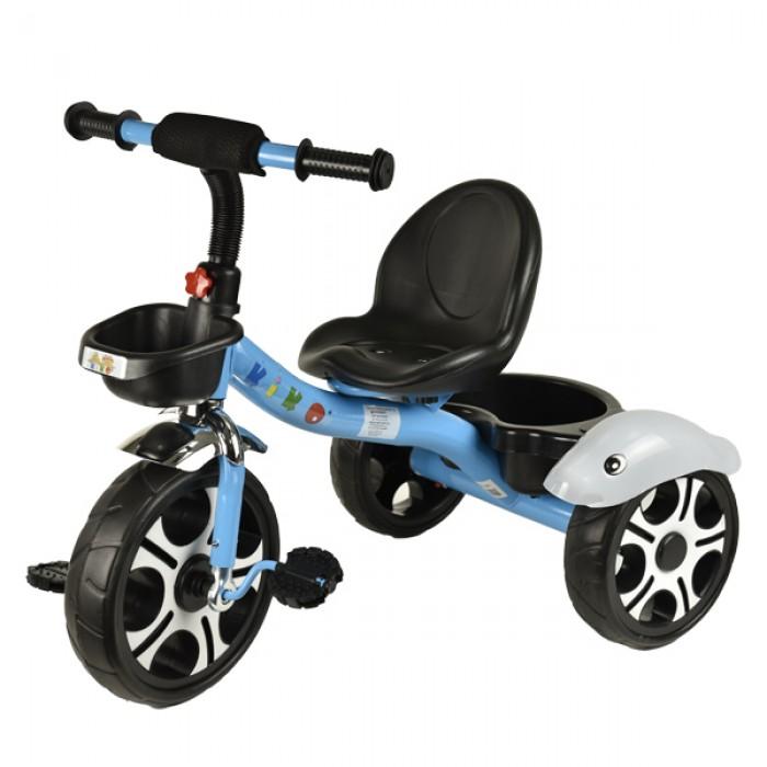 كيكو دراجة طفل 3 عجلات 5 قطع بالكرتون